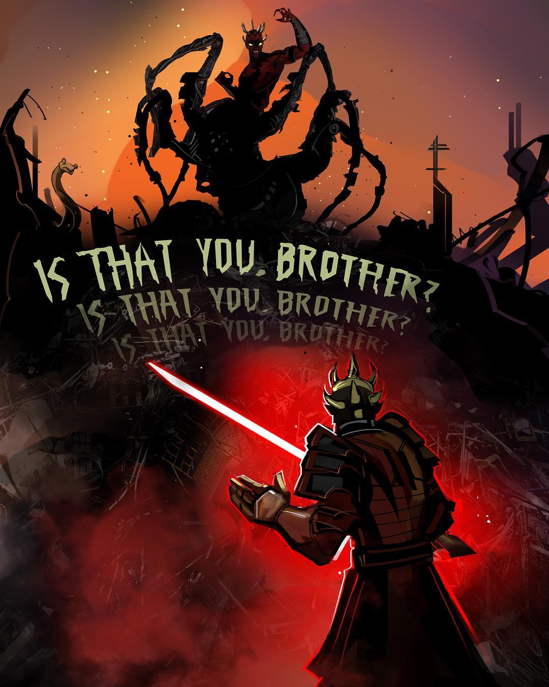 Brother by Eli Hyder